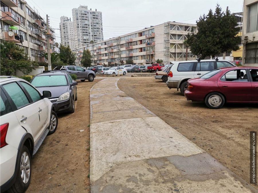 departamento costado espacio urbano en 15 norte en vina del mar