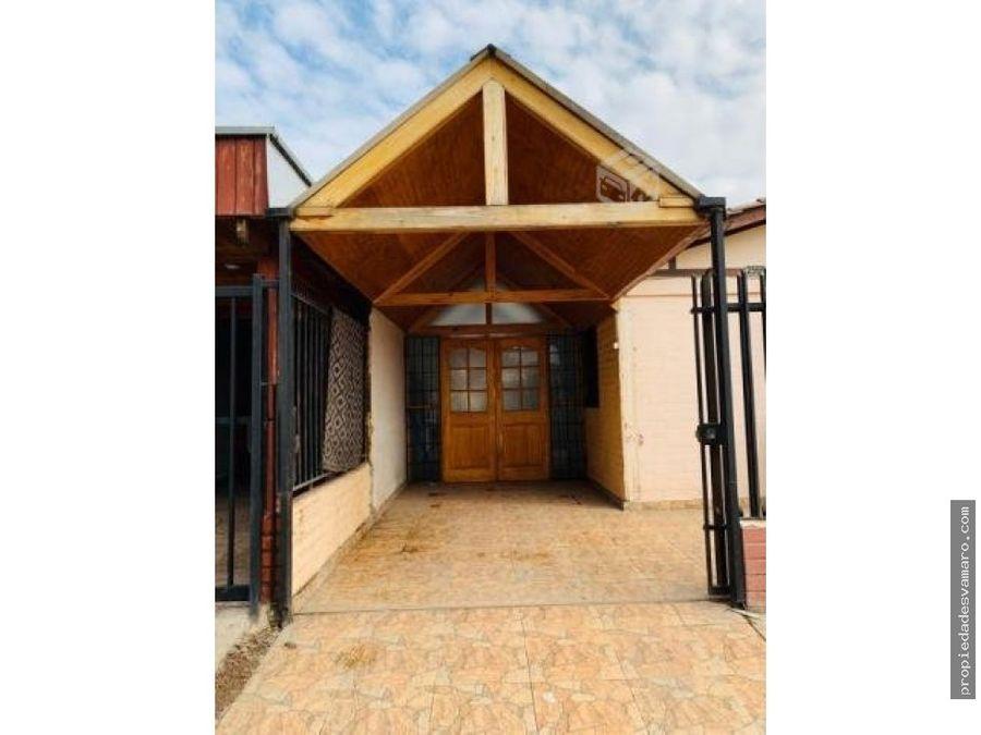casa villa portal del valle maipu