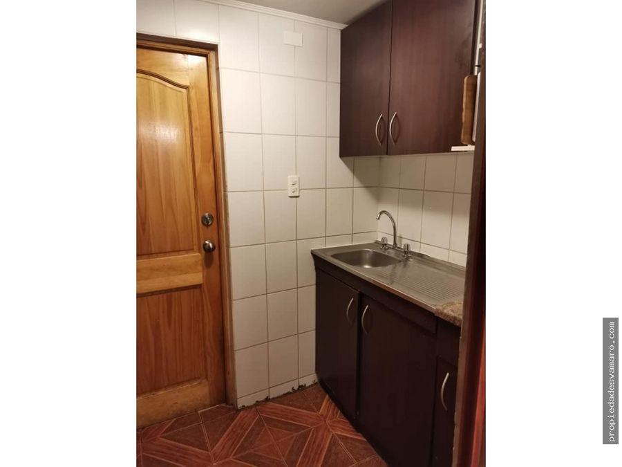 casa en venta cercana a estacion metrotren en san bernardo