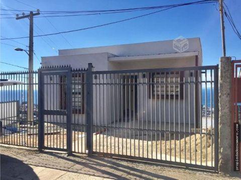 casa en cerro alegre alto en valparaiso