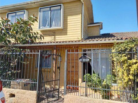 casa en venta en ciudad satelite en maipu