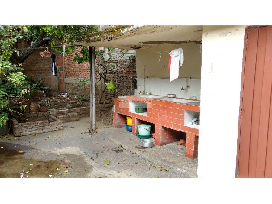 vendo casa lote para restaurar o demoler en san nicolas en cali