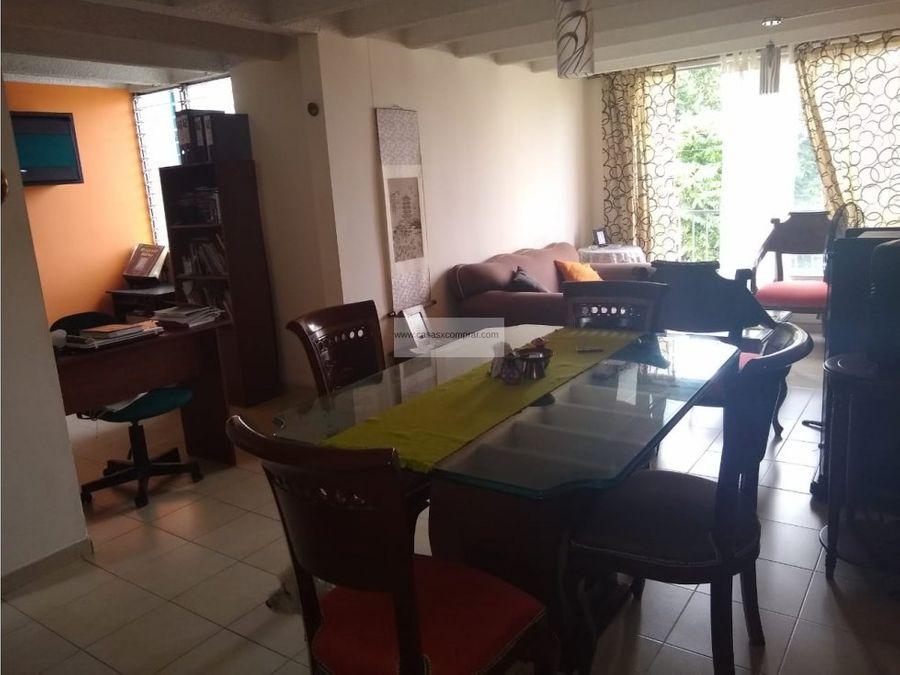 apartamento tercer piso prados del norte