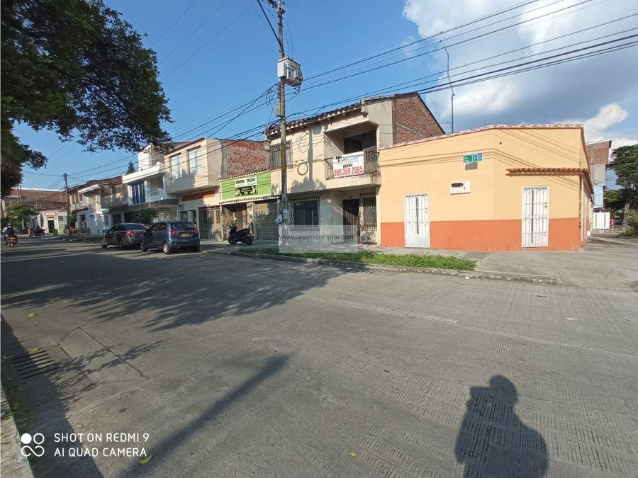 casa en venta barrio guayaquil comuna 9 cali