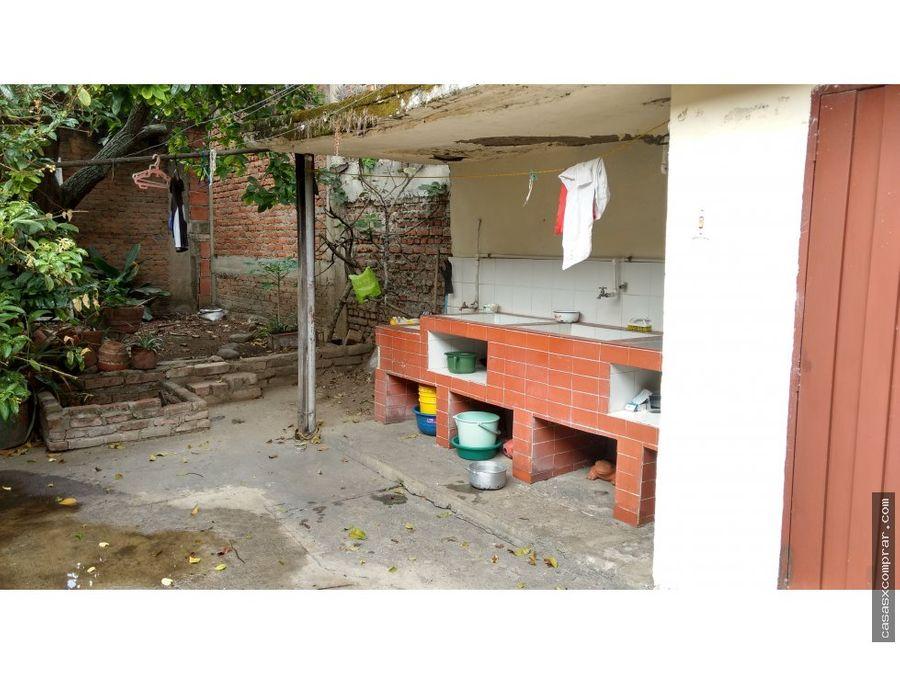 vendo casa lote en san nicolas cali