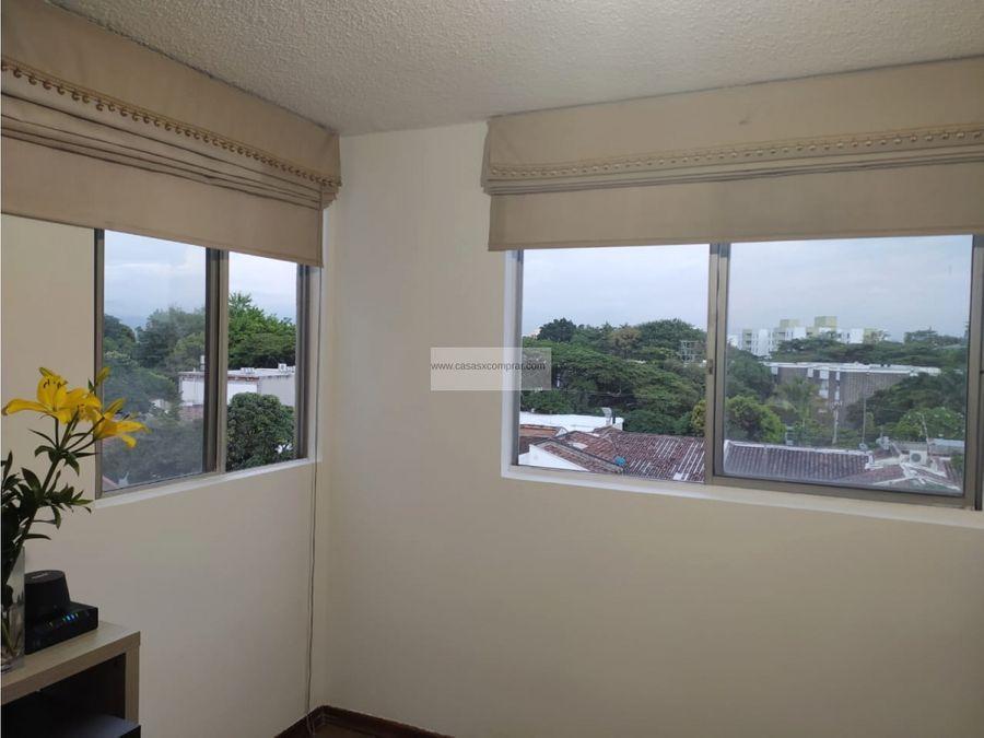 vendo apartamento duplex piso 4 barrio camino real 2 sur de cali