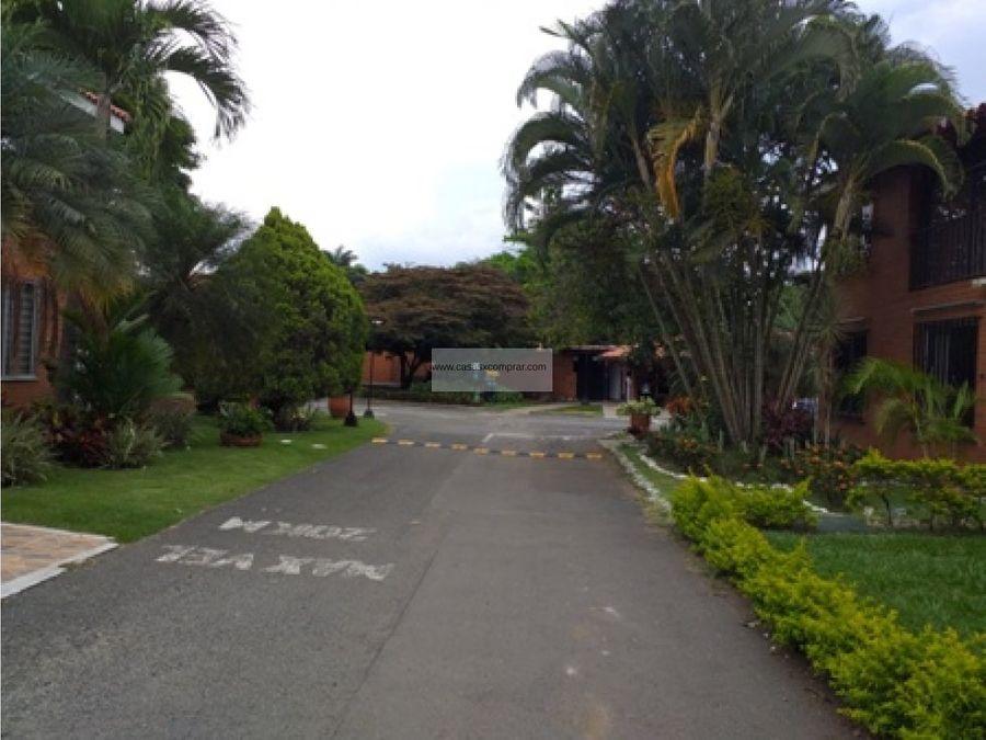 venta casa el castillo jamundi