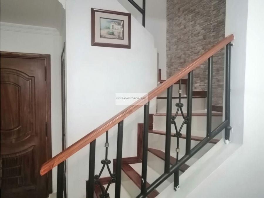 venta casa en unidad la hacienda cali