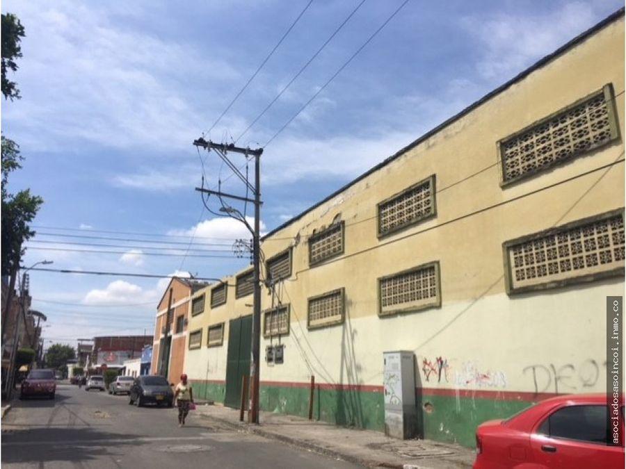 venta de lote cali para bodegas o vivienda nueva