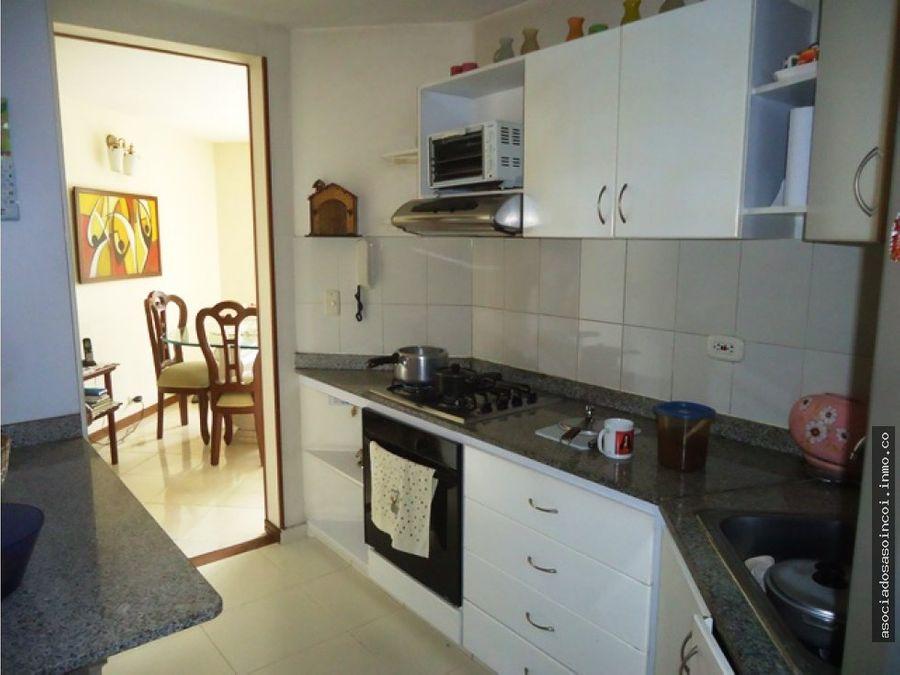 venta de apartamento en el sur de cali hacienda