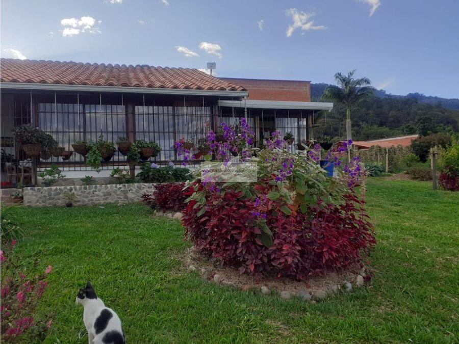 venta de casa campestre en parcelacion en calima darien