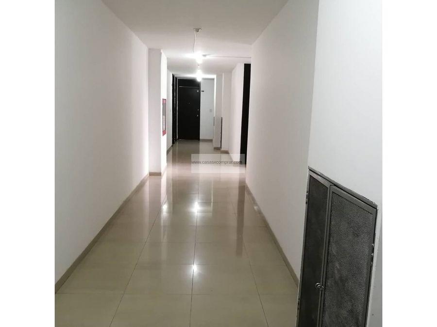vendo aparta estudio piso 2 en edificio campus en pance sur de cali