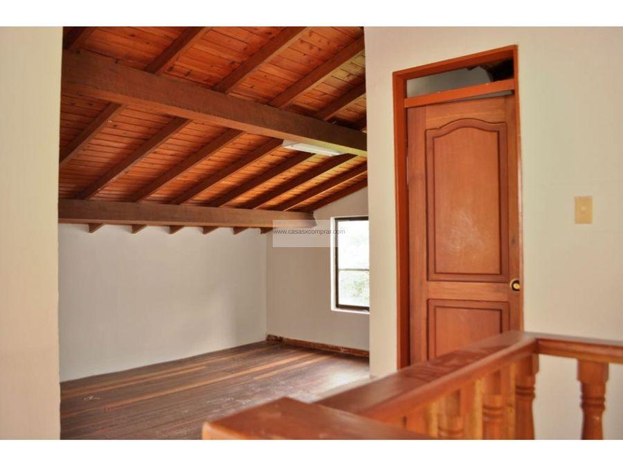 vendo casa campestre entre circasia y armenia