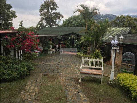 casa campestre y lote dapa