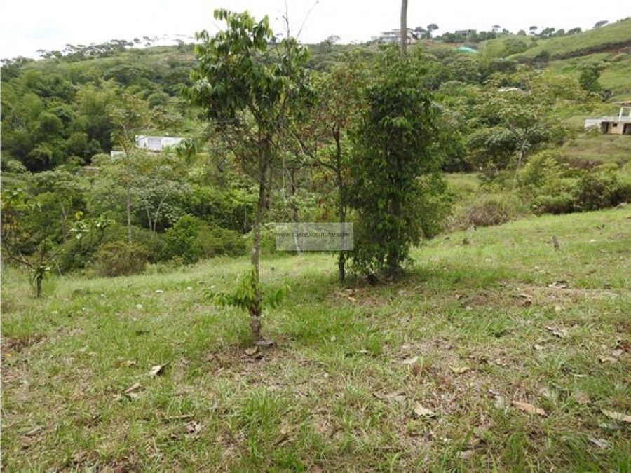 lote en venta en parcelacion en sector de alfaguara jamundi