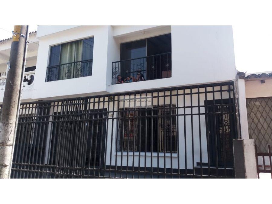 vendo casa bifamiliar con apto independienteen mayapan sur de cali