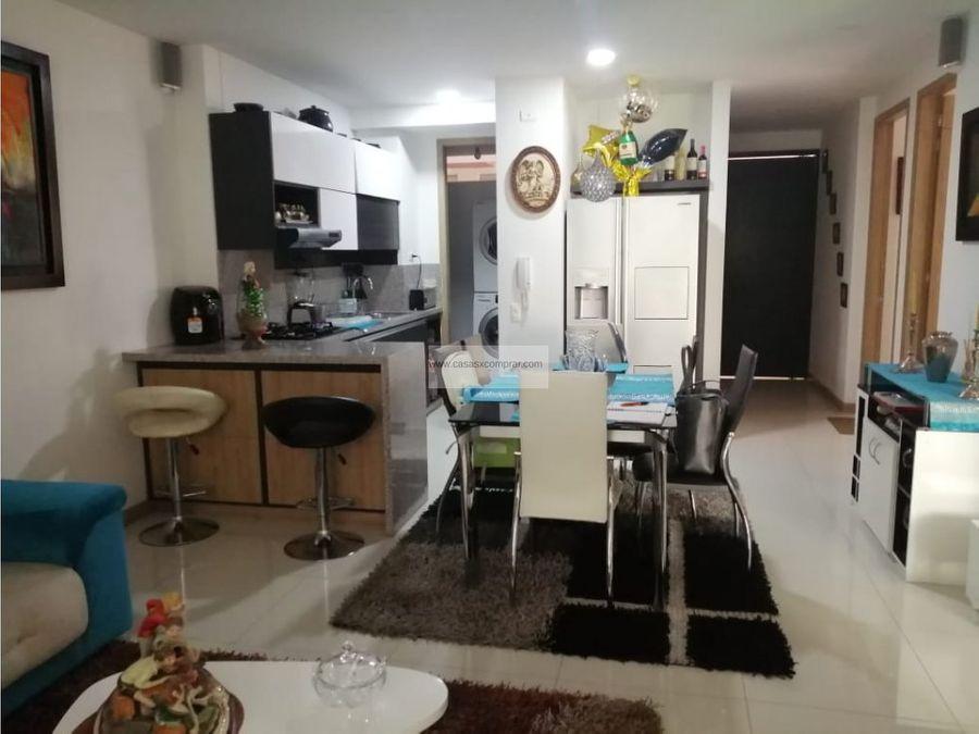 vendo apartamento santa isabel cali