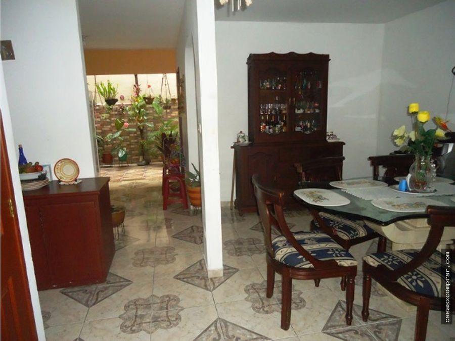 venta casa en el sur de cali ciudad 2000