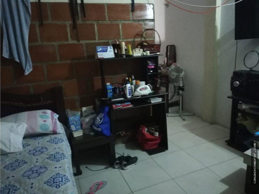 vendo casa con aparta estudios en cambulos