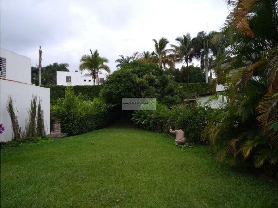 casa en condominio altos de ciudad jardin cali en venta