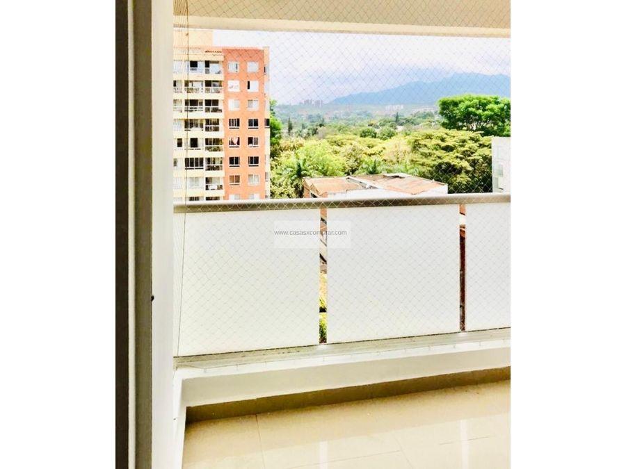 vendo apartamento amplio en ciudad jardin al sur de cali