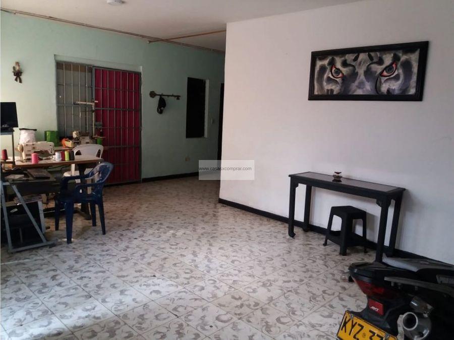 vendo casa trifamiliar en aranjuez cali