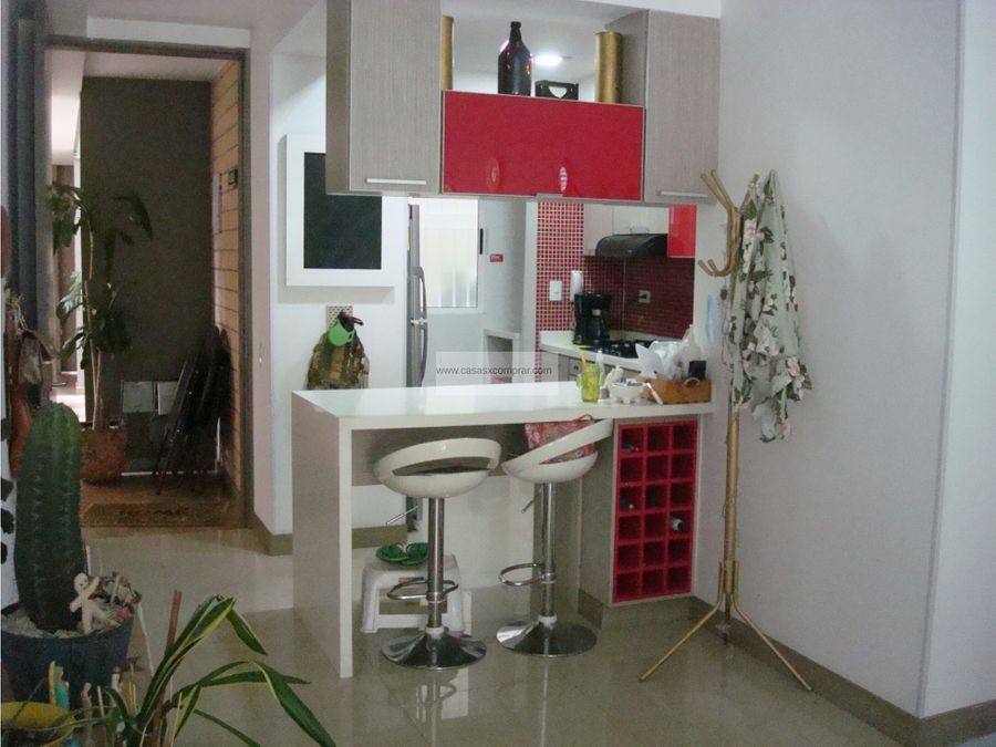 apartamento en venta en el ingenio i cali valle