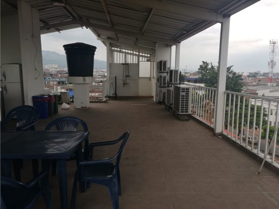 vendo edificio de 5 pisos en barrio guayaquil cali