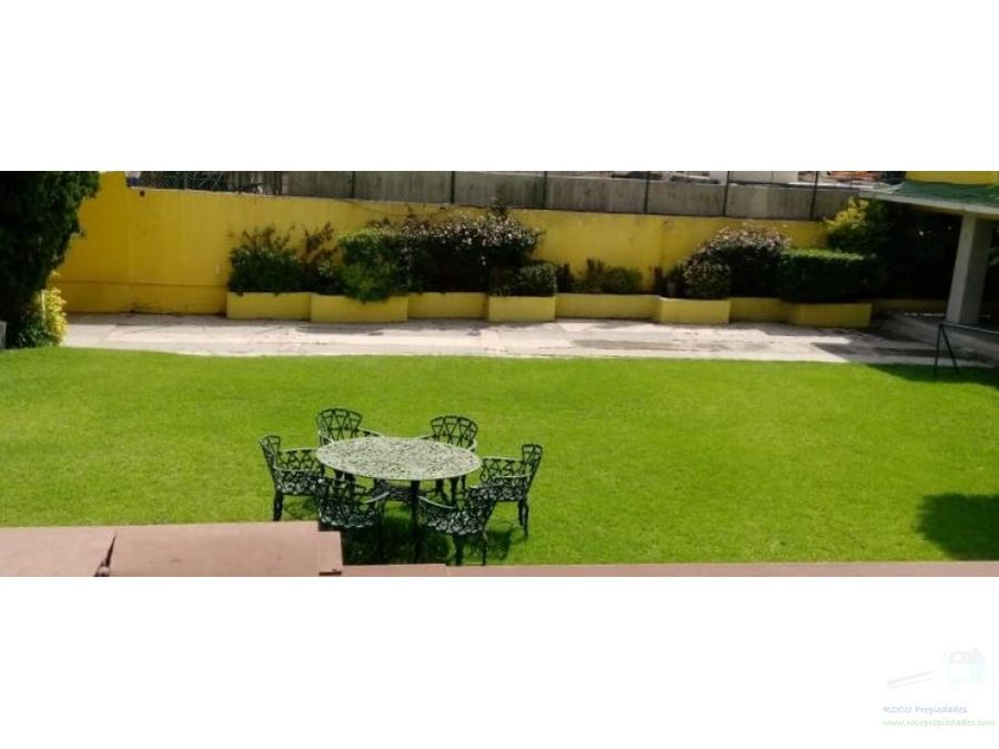 venta terreno lomas de chapultepec 2000 m2