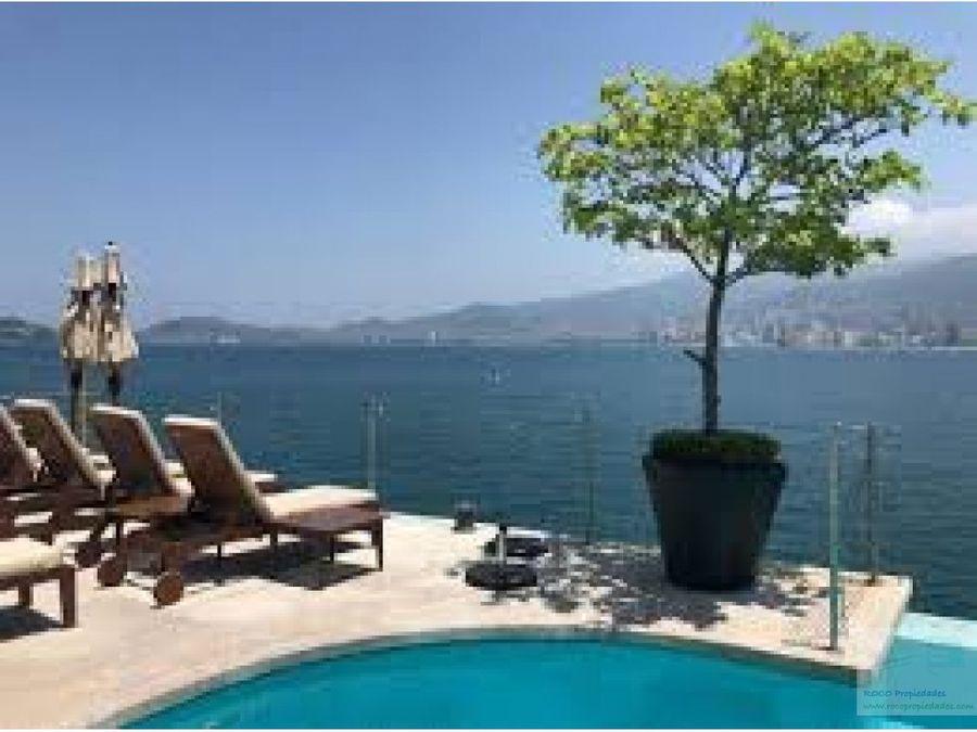 renta depto para vacaciones en acapulco