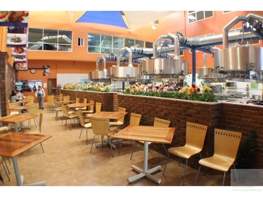 venta escuela de gastronomia baja de precio