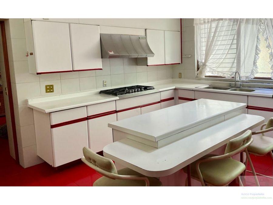 casa en venta 2000m2 cuajimalpa con departamento independiente
