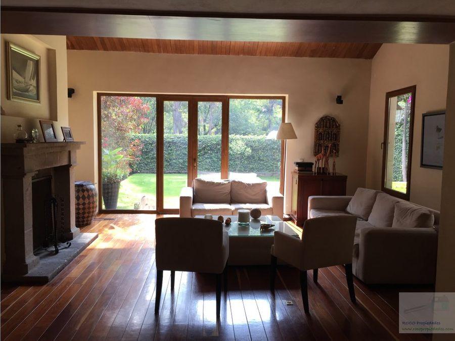 renta casa lomas de vista hermosa