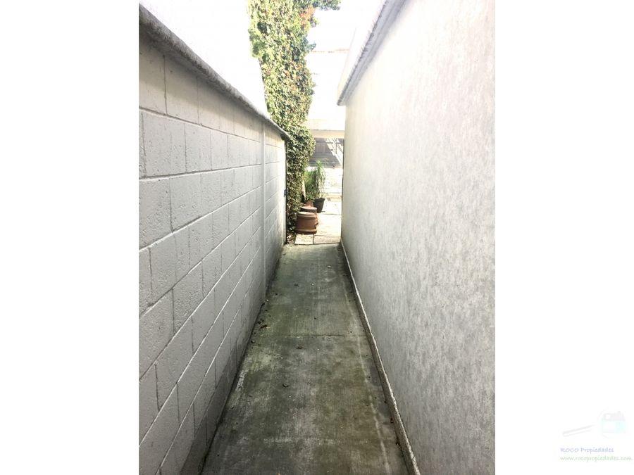 casa en venta en tecamachalco 382m2 planos 11000000 en un piso