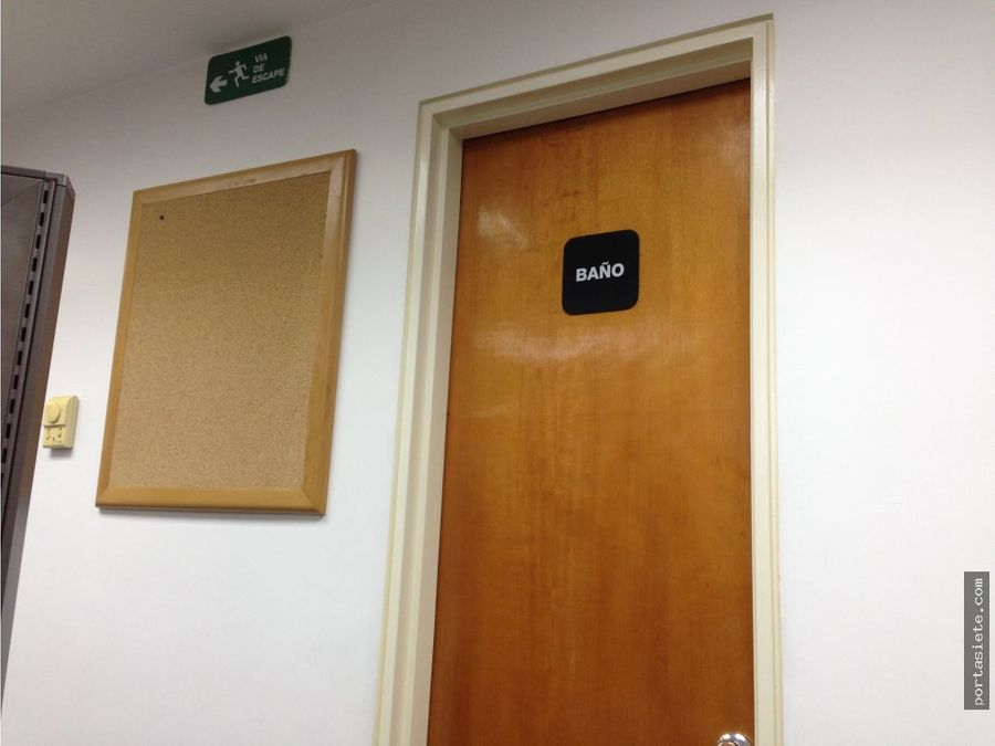 portafolio siete alquila oficina amoblada en el rosal 65 m2