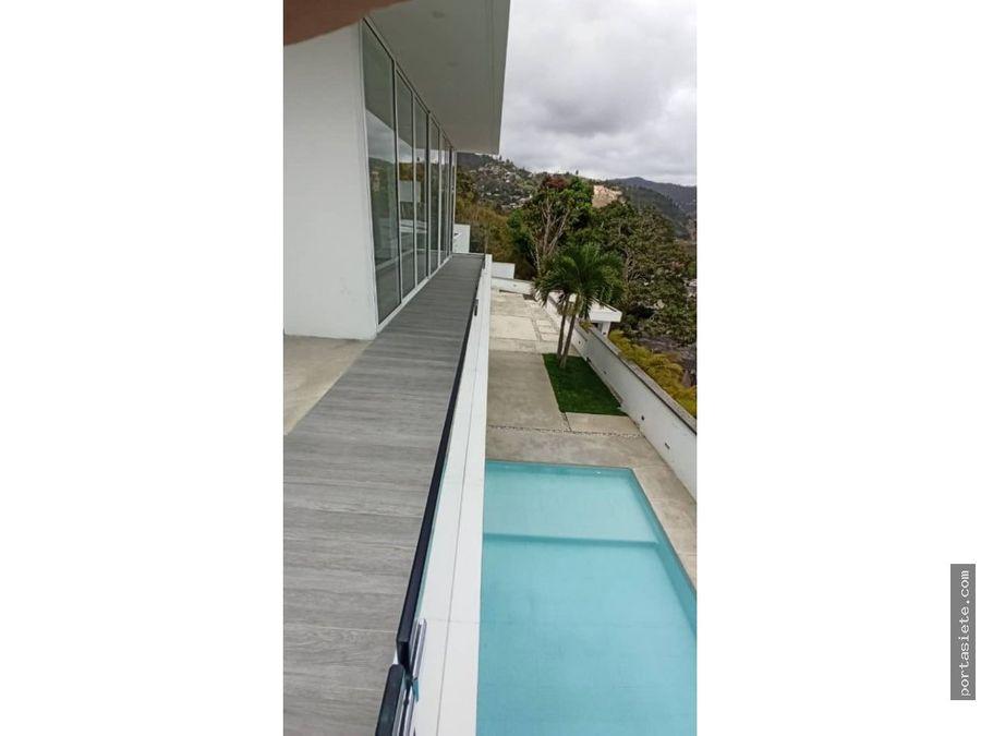 portafolio siete vende casa moderna en san antonio de los altos