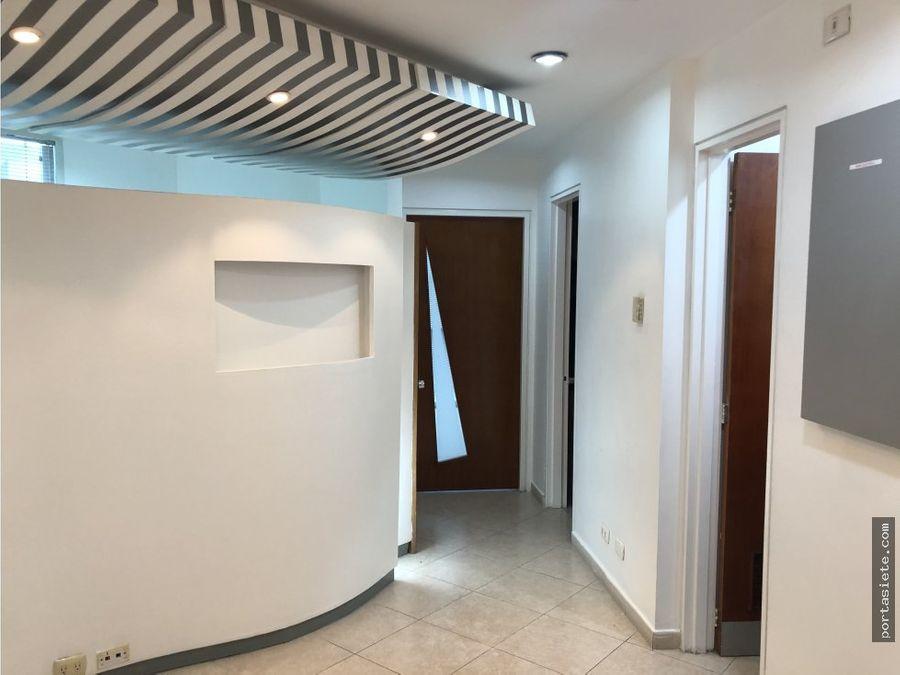 portafolio siete vende oficina en el rosal 65 m2