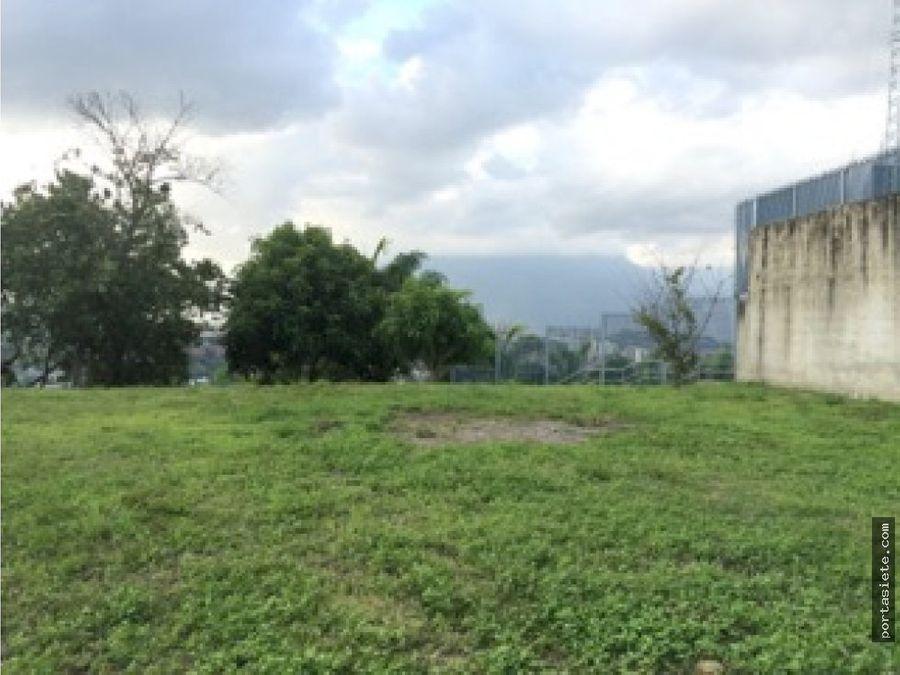 portafolio siete vende terreno en la trinidad