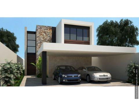 2 estupendas casas en privada silvano cholul