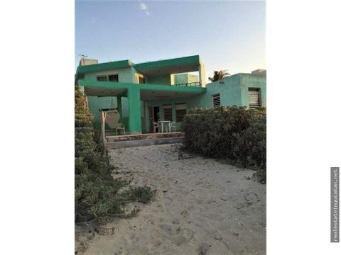 villa aqua mar frente al mar de chuburna yucatan