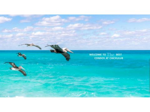 departamentos olea beach condos en chicxulub
