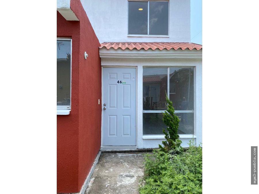 casa en venta en geo villas del sur