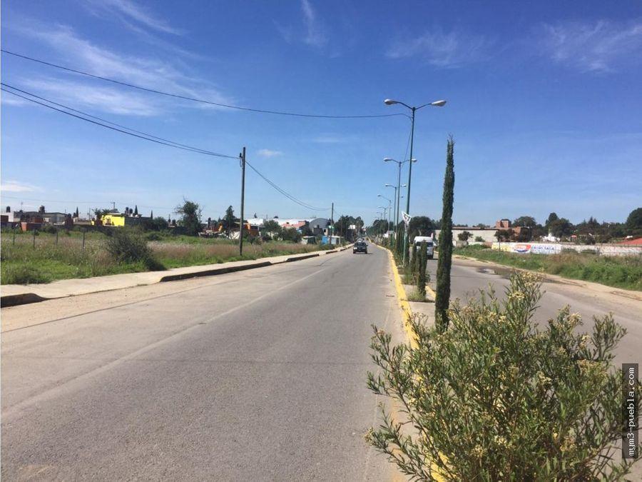 terreno en venta en ocotlan tlaxcala