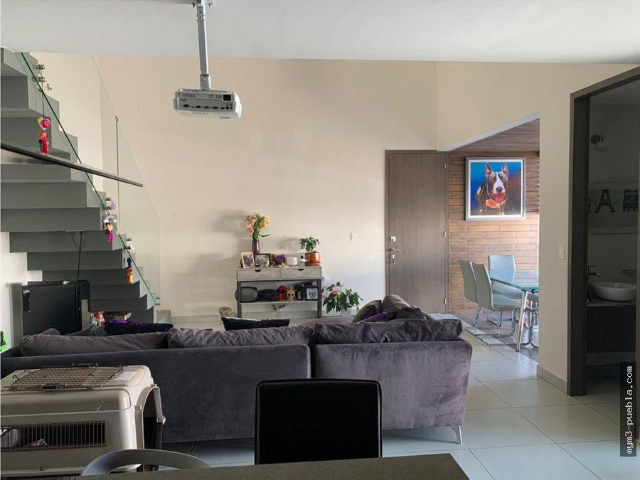 moderno departamento tipo loft en venta parque victoria lomas ii