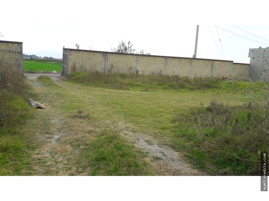 terrenos en venta chipilo centro