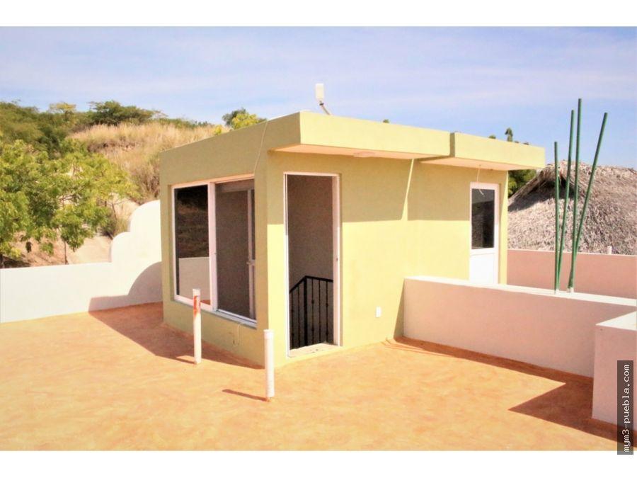 9 hermosos bungalows en puerto escondido oaxaca