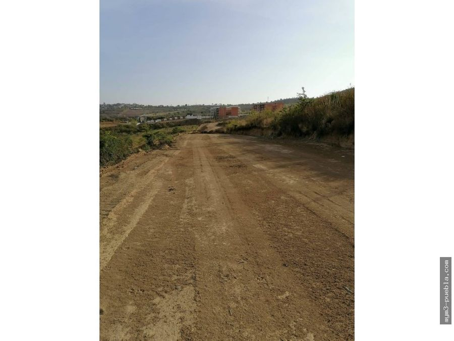 terreno de 10000 m2 en venta en atlixco puebla