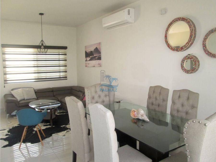 renta casa amueblada en mazatlan 3 recs coto exclusivo
