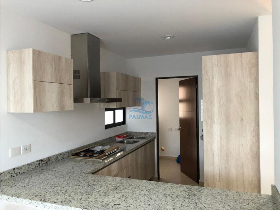 casa nueva renta smuebles 3 rec coto priv cerca de playa