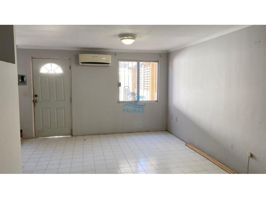 casa en venta en plaza reforma mazatlan 3 recs 1 en planta baja